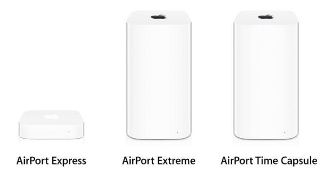 airport express mac software