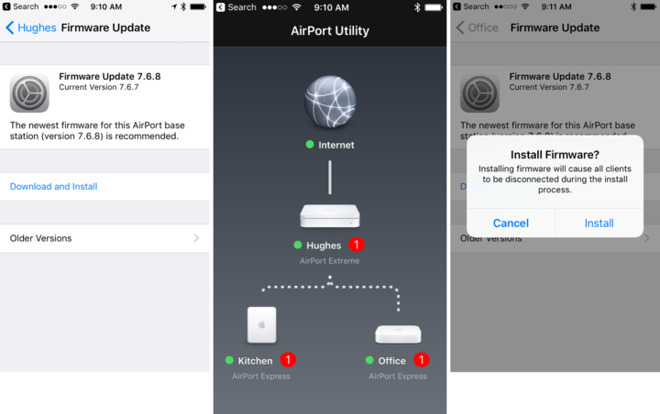 airport extreme software for mac
