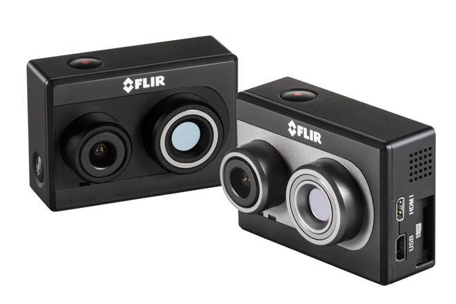 Flir Camera For Iphone  Plus