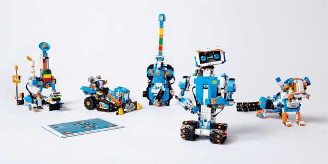 iOS-connected LEGO Boost will help children learn programming, building