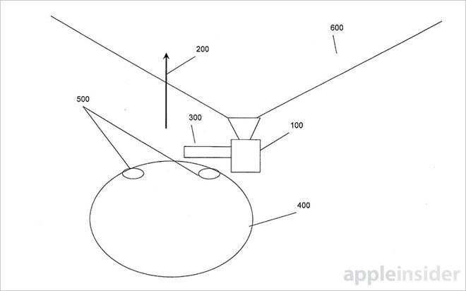 Patente realidad aumentada