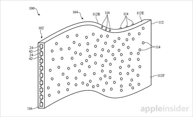 Apple si chce patentovat superflexibilní displej