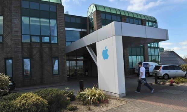 Irish Government Spent $467,000 Defending Apple's Tax Arrangements