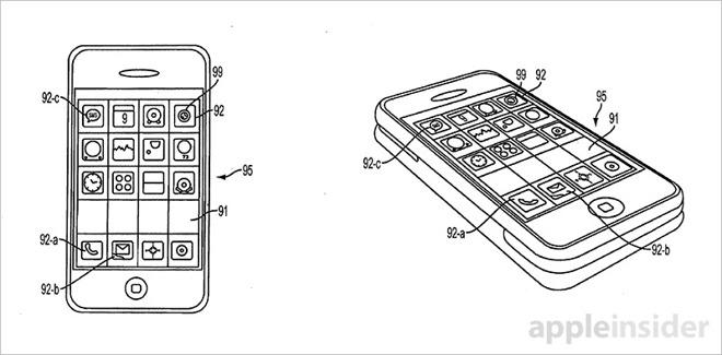 Apple získal patent na displej schopný změnit tvar