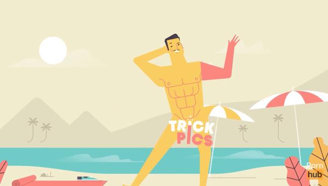 Pornhub vydal aplikaci TrickPick pro osobní cenzuru nahých fotek (Video)