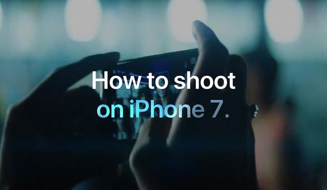 Apple vás naučí jak fotit s iPhonem (Videa)