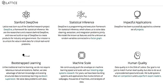 Apple acquires 'dark data' machine learning & AI company Lattice Data for $200M